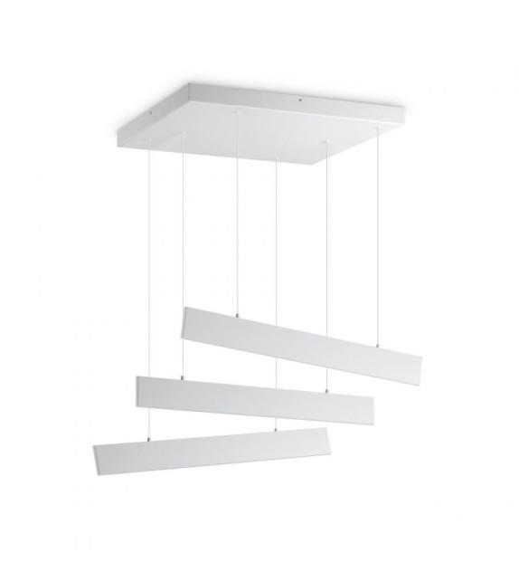 Lustra DESK SP3 231211 Ideal Lux, LED 50W, 3000lm, alb