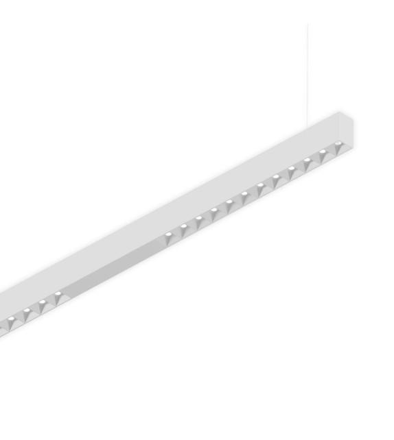 Sistem liniar DRAFT 215440 Ideal Lux, LED 47W, 3100lm, alb