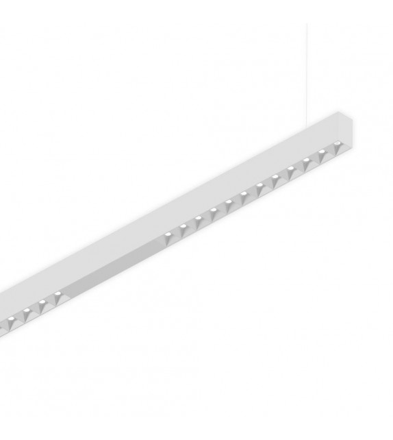 Sistem liniar DRAFT 222790 Ideal Lux, LED 47W, 3250lm, alb