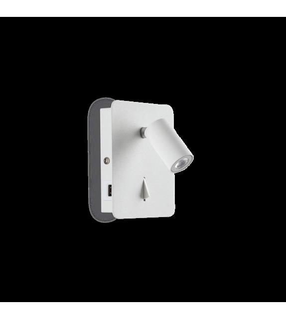 Aplica GEA AP1 239637 Ideal Lux, LED 3W, 130lm, alb