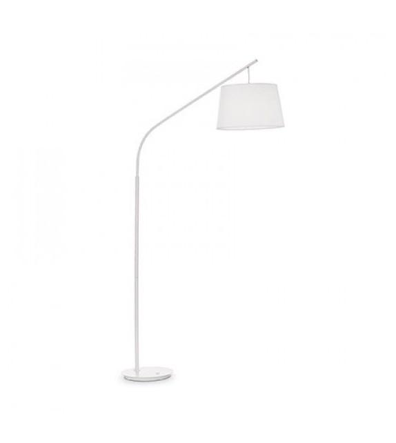 Lampadar DADDY PT1 110356 Ideal Lux, alb
