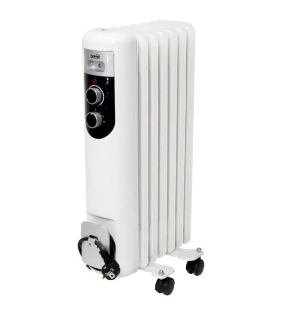 Calorifer electric cu ulei Home FKOS 7 M, 7 elementi, 1500W