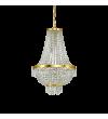 Candelabru CAESAR SP9 114736 IDEAL LUX, auriu