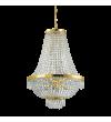 Candelabru CAESAR SP12 114743 IDEAL LUX, auriu
