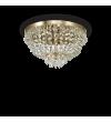 Plafoniera CAESAR PL5 114675 IDEAL LUX, auriu