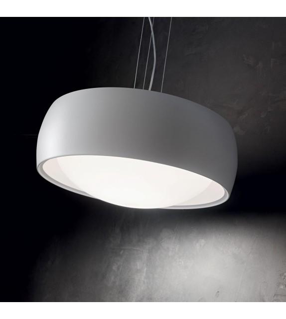 Pendul COMFORT SP1 159553 IDEAL LUX, alb