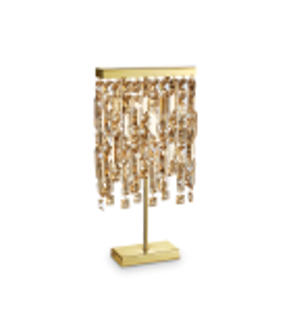 Lampa ELISIR TL2 200101 Ideal Lux, gold