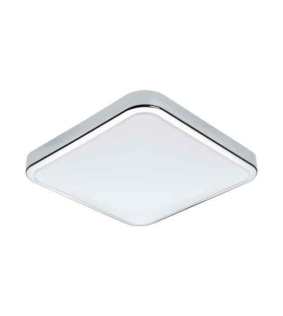 Plafoniera baie MANILVA 1 96229 Eglo, LED 16W, 1500lm, crom-alb
