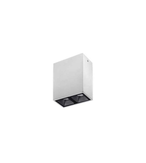 Spot aplicat LIKA 248523 Ideal Lux, LED 4W, alb