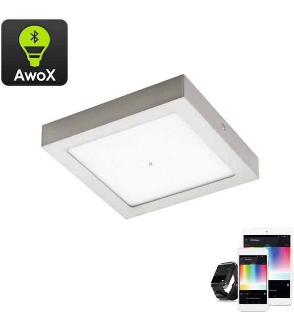 Plafoniera FUEVA, 96679 EGLO Connect, LED, 15.6W, 2000lm, RGB, TW, nichel