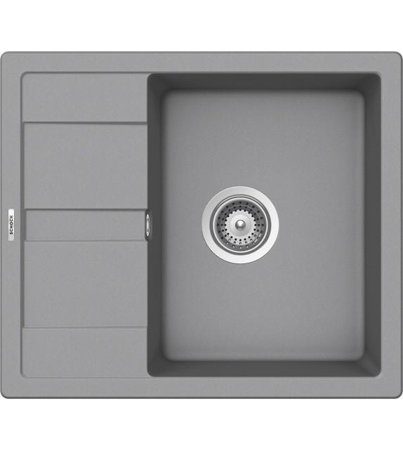 Chiuveta granit Schock Ronda D-100 580 x 500 mm, Croma Cristalite