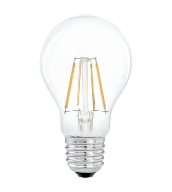 Bec E27 LED A60 CLEAR 11491 Eglo, 4W, 350lm, 2700K
