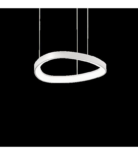 Lustra GEMINI SP D42 247229 Ideal Lux, LED 38W 3900lm 3000K, alb