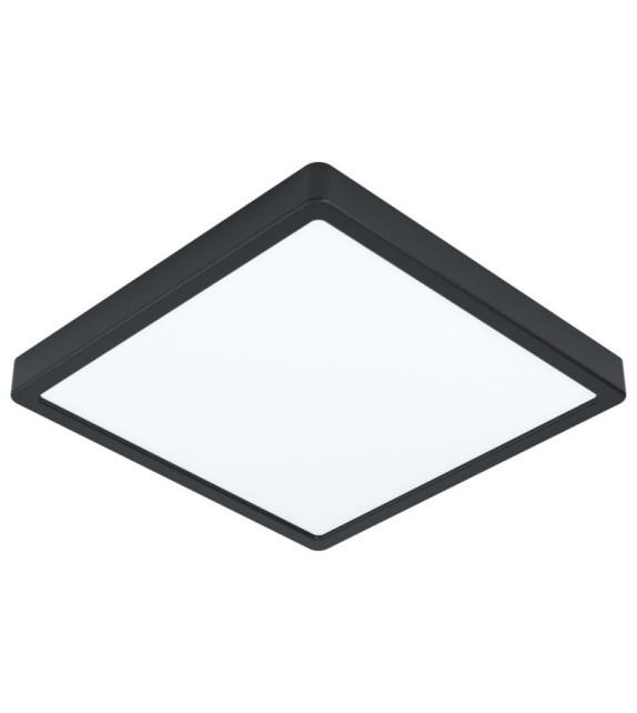 Plafoniera FUEVA 5 99257 Eglo, LED 20W, 2500lm, 4000K, negru