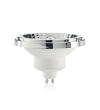 Bec LED GU10 - ES111 Ideal Lux, 13W, 1000lm, 4000K, crom