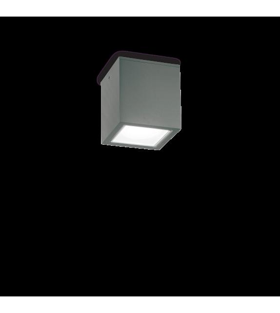 Spot de exterior TECHO PL1 SMALL 251554 Ideal Lux, antracit