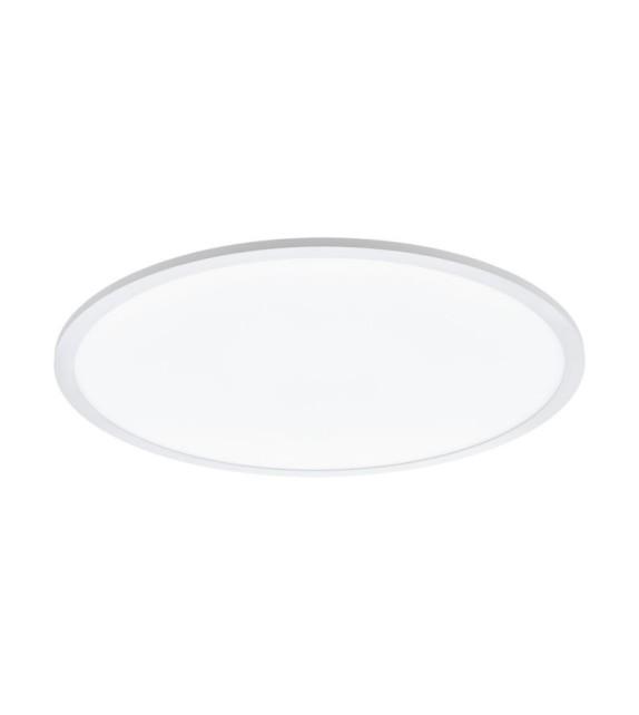 Plafoniera SARSINA 97503 Eglo, D60, LED 36W, 5500lm, 4000K, aluminiu, alb