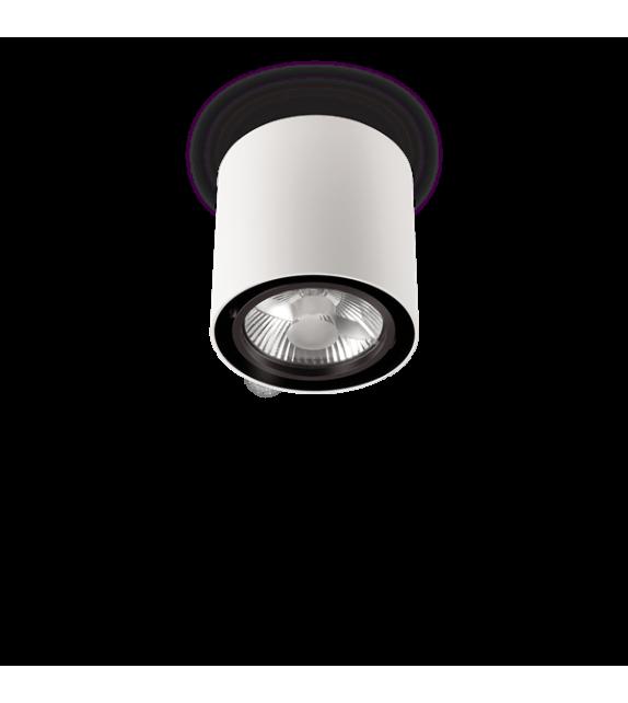 Spot rotund MOOD PL1 140872 Ideal Lux, D15, GU10, 1x50W, alb
