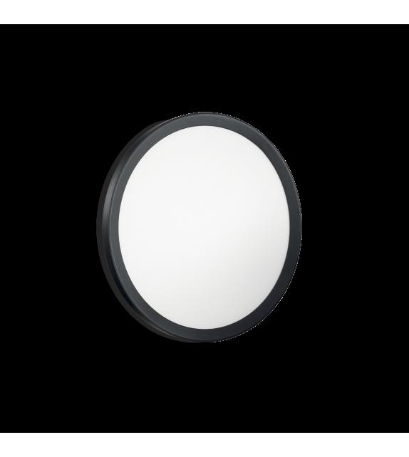 Plafoniera UFO PL 205380 Ideal Lux, D40, LED 36W 2900lm 3000K, negru