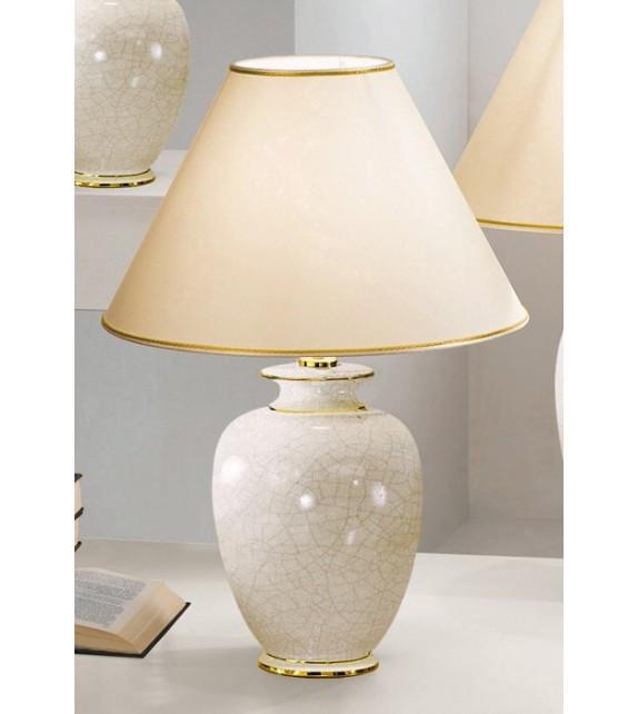 Veioza Giardino Cracle - Kolarz, 57, ceramica, decor striatii