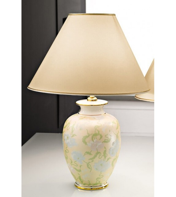 Veioza Giardino Perla - Kolarz, 43, ceramica, decor floral