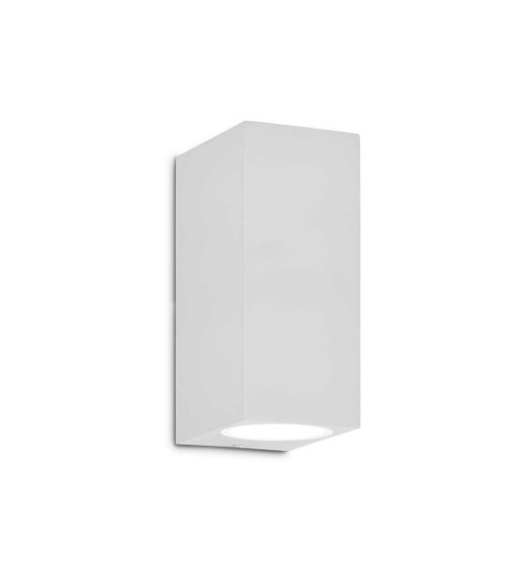 Aplica exterior UP AP2 115320 Ideal Lux, G9 2x15W, alb