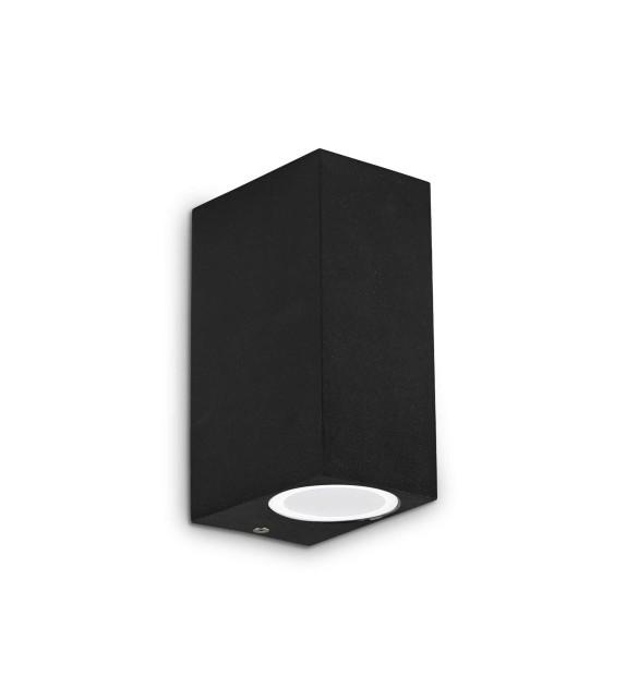 Aplica exterior UP AP2 115344 Ideal Lux, G9 2x15W, negru