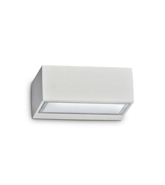 Aplica exterior TWIN AP1 115351 Ideal Lux, alb