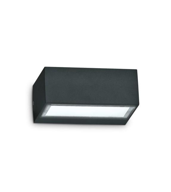 Aplica exterior TWIN AP1 115375 Ideal Lux, negru
