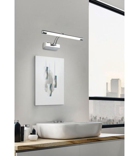 Aplica oglinda baie Fino MAYTONI, LED 12W, 860lm, crom, MIR003WL-L12CH