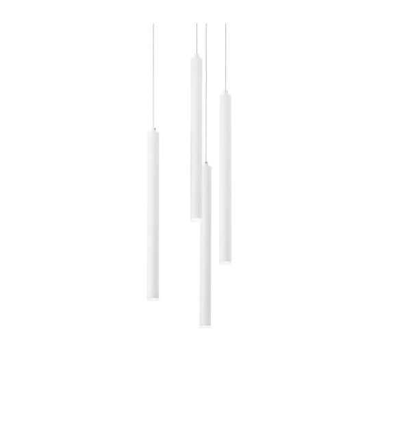 Lustra FROZEN SP4 233444 Ideal Lux, LED 8W 550lm 3000K, alb