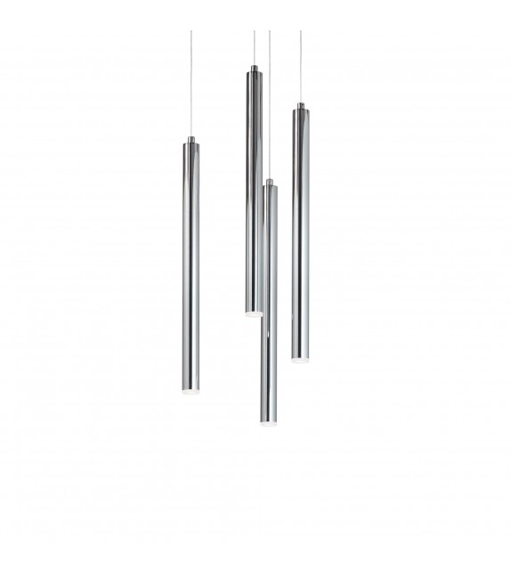 Lustra FROZEN SP4 233475 Ideal Lux, LED 8W 550lm 3000K, crom