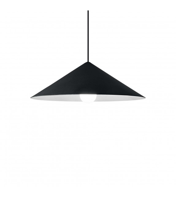 Pendul CHILLI-1 sp1, 259741 Ideal Lux, negru