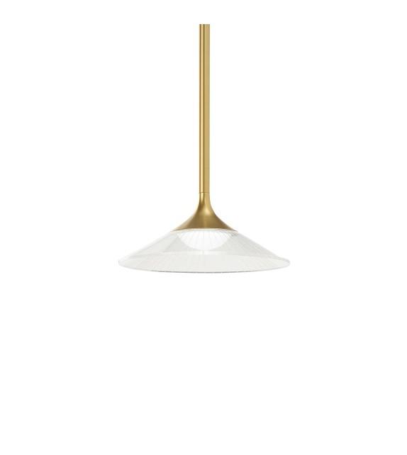 Pendul TRISTAN sp, 256443 Ideal Lux, auriu metalic