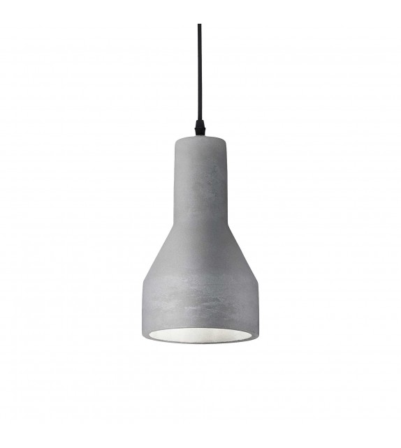 Pendul OIL-1 Sp1, 110417 Ideal Lux, gri beton