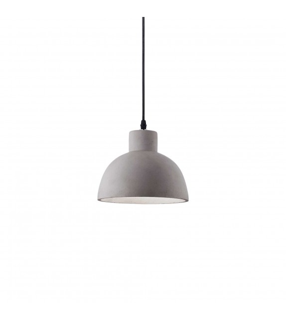 Pendul OIL-5 Sp1, 129082 Ideal Lux, gri beton