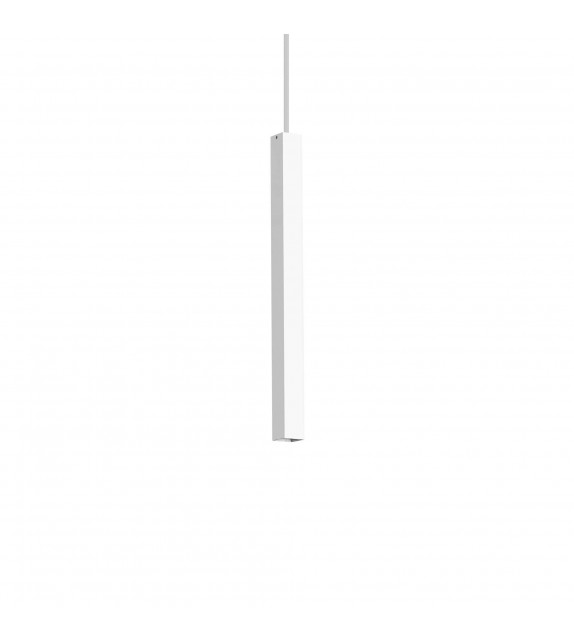 Pendul ULTRATHIN d040 square, 194189, Ideal Lux, LED 11,5W, alb