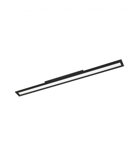 Plafoniera cu telecomanda SALOBRENA-TW 75574 Eglo, LED 21W, 2900lm, negru