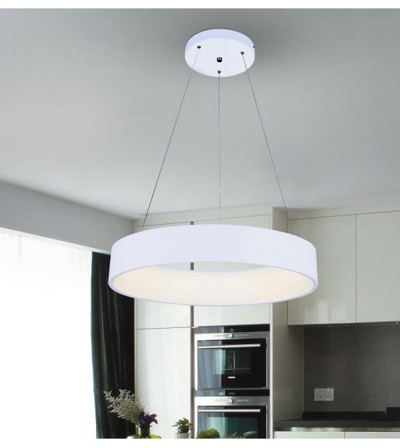 Pendul Adeline - 2509 Rabalux, LED, 26W, alb mat