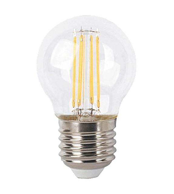 Bec LED E27 cu filament - 1595 Rabalux, 4W, 450lm, lumina calda