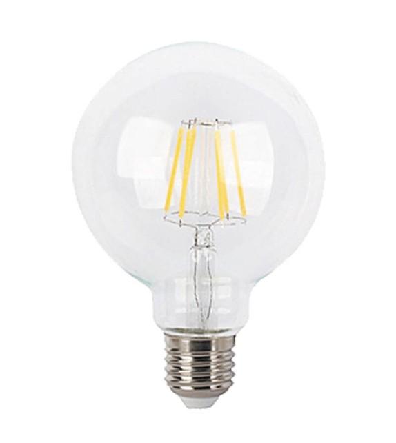 Bec LED E27 cu filament - 1598 Rabalux, 7W, 850lm, lumina calda