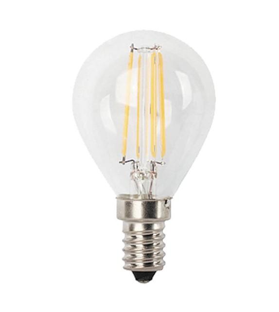 Bec LED E14 cu filament - 1694 Rabalux, 4W, 470lm, A++, lumina neutra