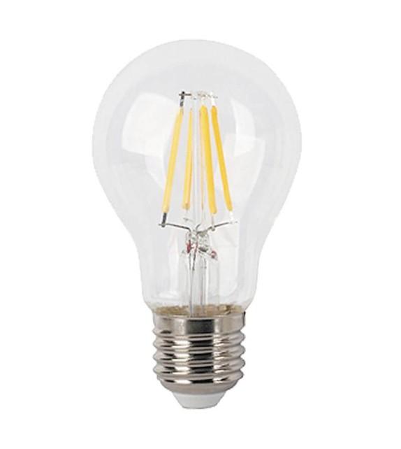 Bec LED E27 cu filament - 1696 Rabalux, 7W, 870lm, A++, lumina neutra