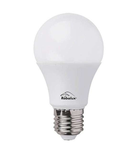 Bec LED 1530 Rabalux, A+, E27, 10W, 805lm, 3000K, 20.000 ore