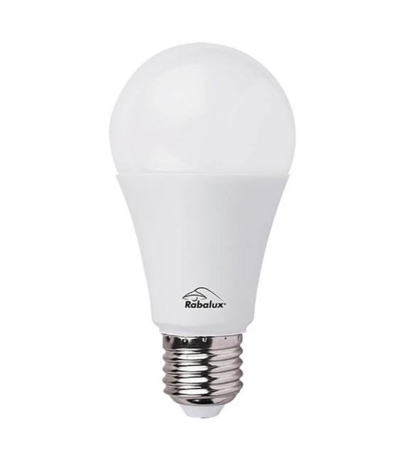 Bec LED E27 - 1618 Rabalux, 12W, 1050lm, lumina calda, 25.000 ore