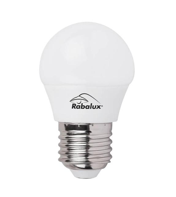 Bec LED E27 - 1635 Rabalux, 5W, 415lm, A+, lumina neutra 4000K