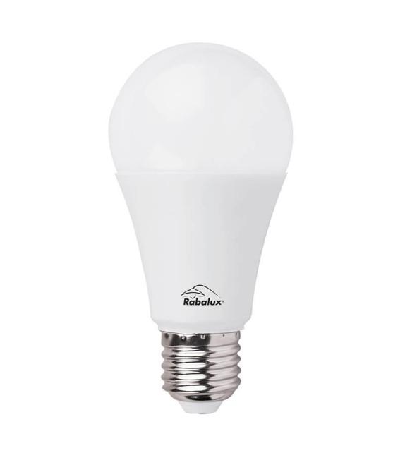 Bec LED E27 - 1638 Rabalux, 12W, 1070lm, A+, lumina neutra 4000K