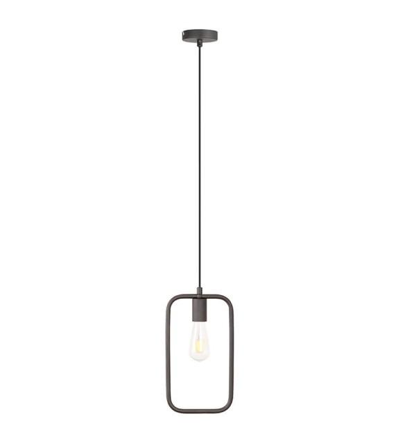 Pendul Levi - 2567 Rabalux, negru, stil industrial