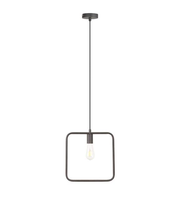 Pendul Levi - 2570 Rabalux, negru, stil industrial