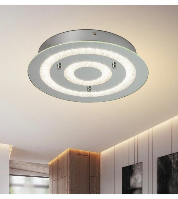 Plafoniera Dagmar - 2482 Rabalux, LED, 21W, crom